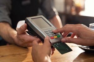 Debit Card chip reader